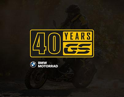 40 años MOTORRAD GS