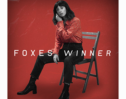 EP - Visual: Foxes Winner.