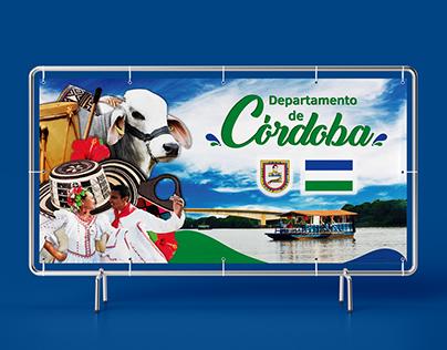 Departamento de Córdoba - Banner