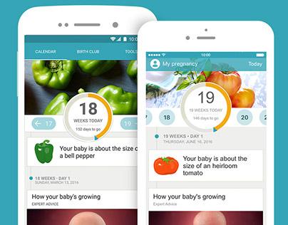 BabyCenter - App Redesign