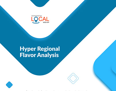 LOCAL - Hyper regional Flavor Analysis