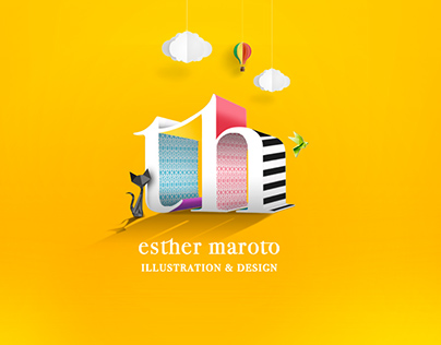 Esther Maroto Illustration & Design Studio Web Design