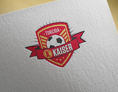 """Branding Torcida """"Kaiser"""""""