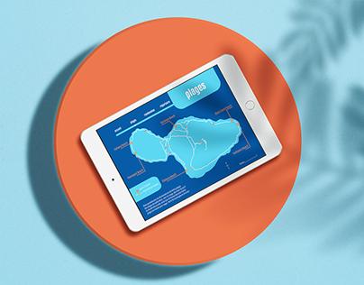 Maui - Carte de localisation interactive