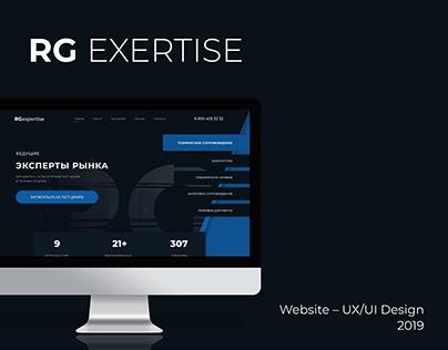 Landing Page UX\UI Design