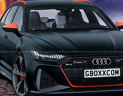 2020 Audi RS6 Avant Black Widow Edition