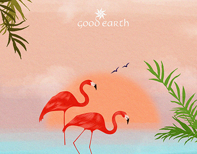 Good Earth Poster Design (Theme: Maladvipa)