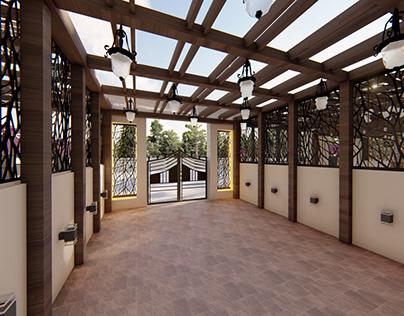 External Entrances