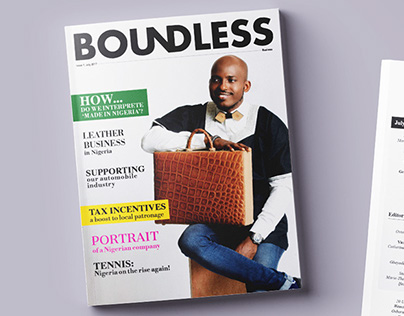 Boundless #1