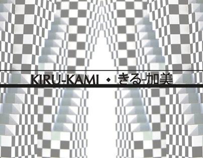 KIRU-KAMI - Paper design