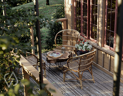 THE FOREST BALCONY