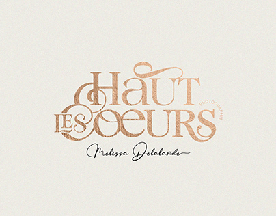 Haut Les Coeurs - Logotype
