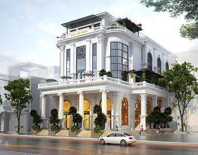 Binh Lieu Plaza