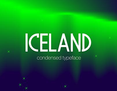 Iceland Typeface | Free Fonts