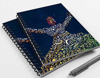 Cover Notebook | Typography