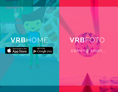 VRB Website Redesign