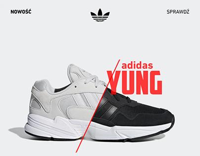 Adidas: Graphic & Photo