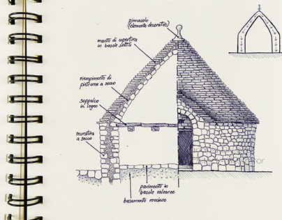 Traditional buildings from around the world