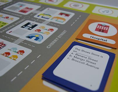 Proyecto para Trabajo Comunal: Locations Board Game