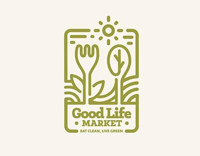 Organic Grocery Store Branding