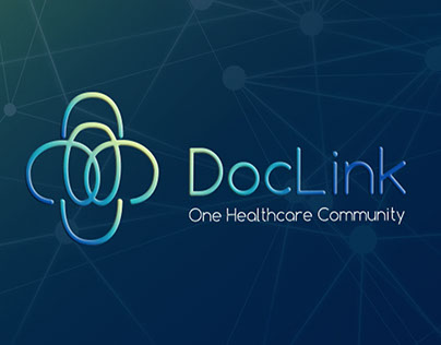 DocLink — Logo Design