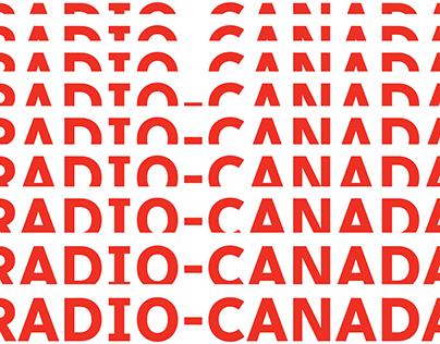 Radio-Canada typeface
