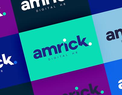 Amrick Digital HR • Branding