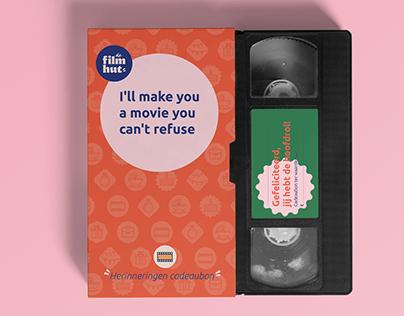 Van videoband naar waardebon