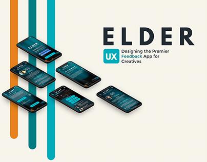 Elder - Feedback App for Creatives