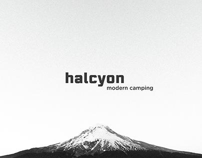 Halcyon - Modern Camping