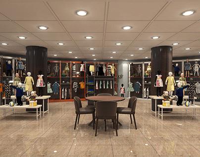 Garment Factory Showroom