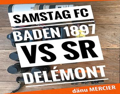 FC Baden - SR Delémont
