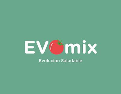 EVOmix logos