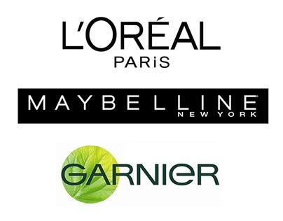 L'Oréal advertising for Marie Claire Australia