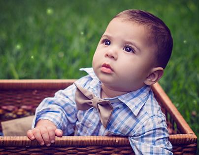 Fotografía niños - Retratos