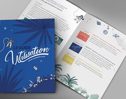 NetExplo : Branding / Webdesign