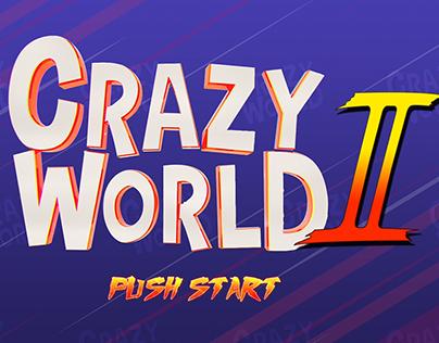 Crazy World - Street Fighter II Parody