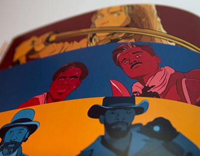 Quentin Tarantino - Time 100 Book