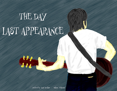 THE DAY LAST APPEARANCE