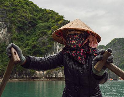 Vietnam - Halong Bay - N.2