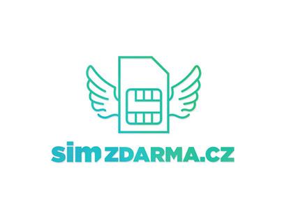 SIMzdarma.cz webdesign