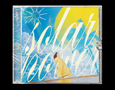 Lorde Solar Power Album Concept Art