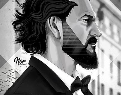 Illustrated Portraits - VOL. 2