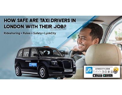 How Safe Are Taxi Drivers in London with Their Job?