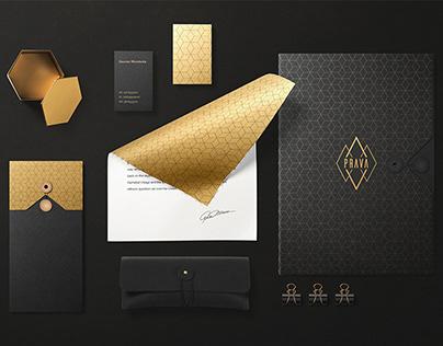 PRAVA — Brand Identity Design
