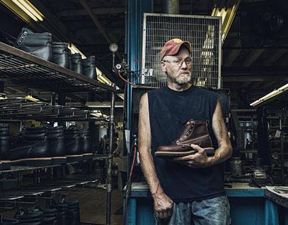 THOROGOOD SHOES :: Editorial Portraits