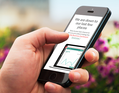 Worldpay launch email series