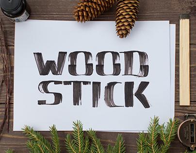 WoodStick.otf