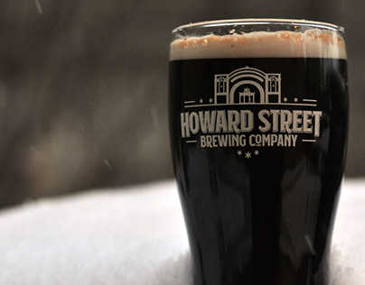 Howard Street Brewing Company Logo
