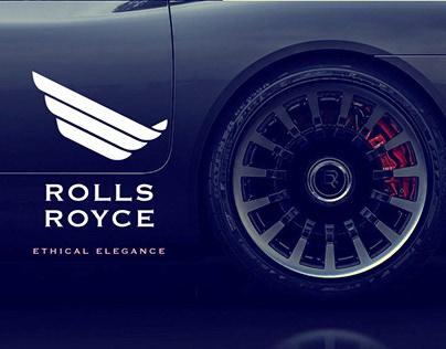 Rolls Royce Rebrand